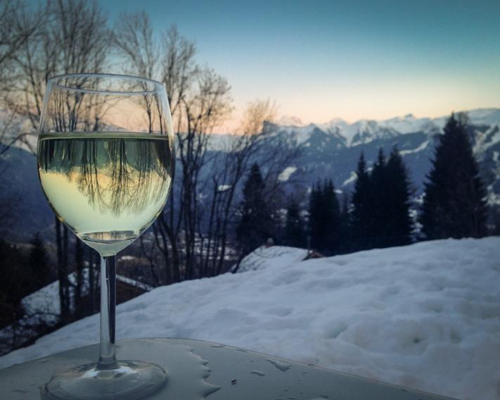 Travel Job Ski Chalet