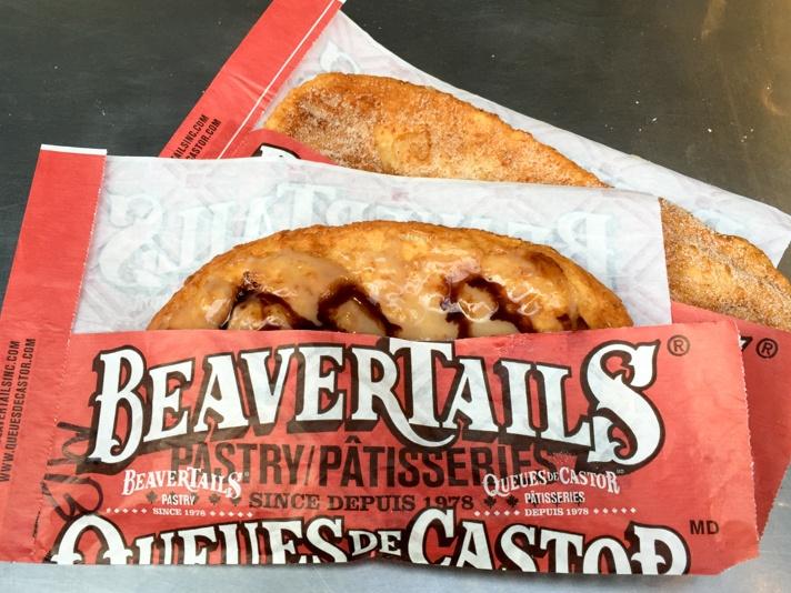 Beaver Tails Whistler