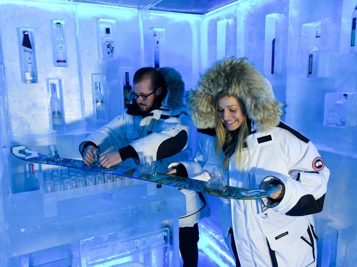 Ketel One Ice Room Whistler