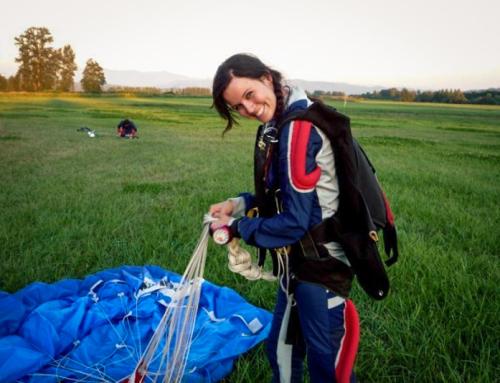 Travel Jobs Around the World: Skydiver