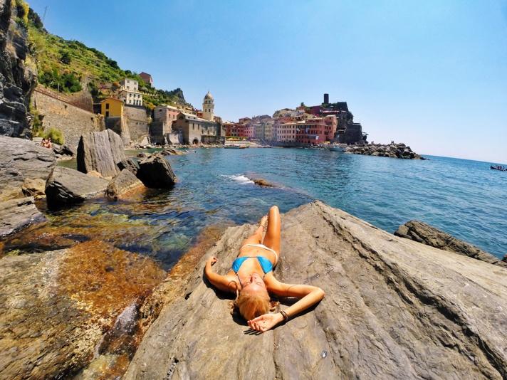 Italian Coast as a Couple