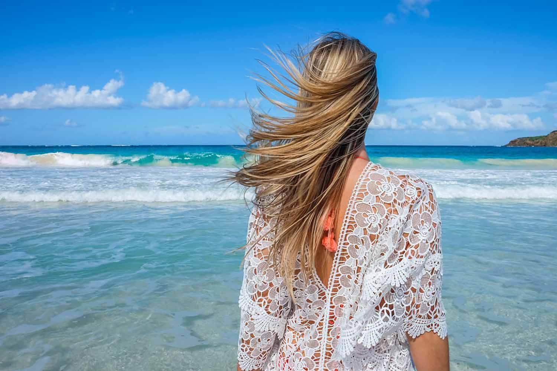 puerto rico blonde girl
