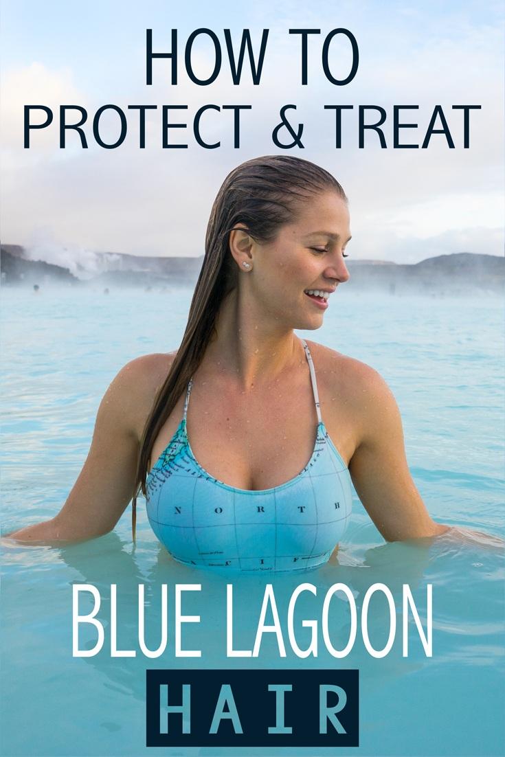 How to Treat Blue Lagoon Hair
