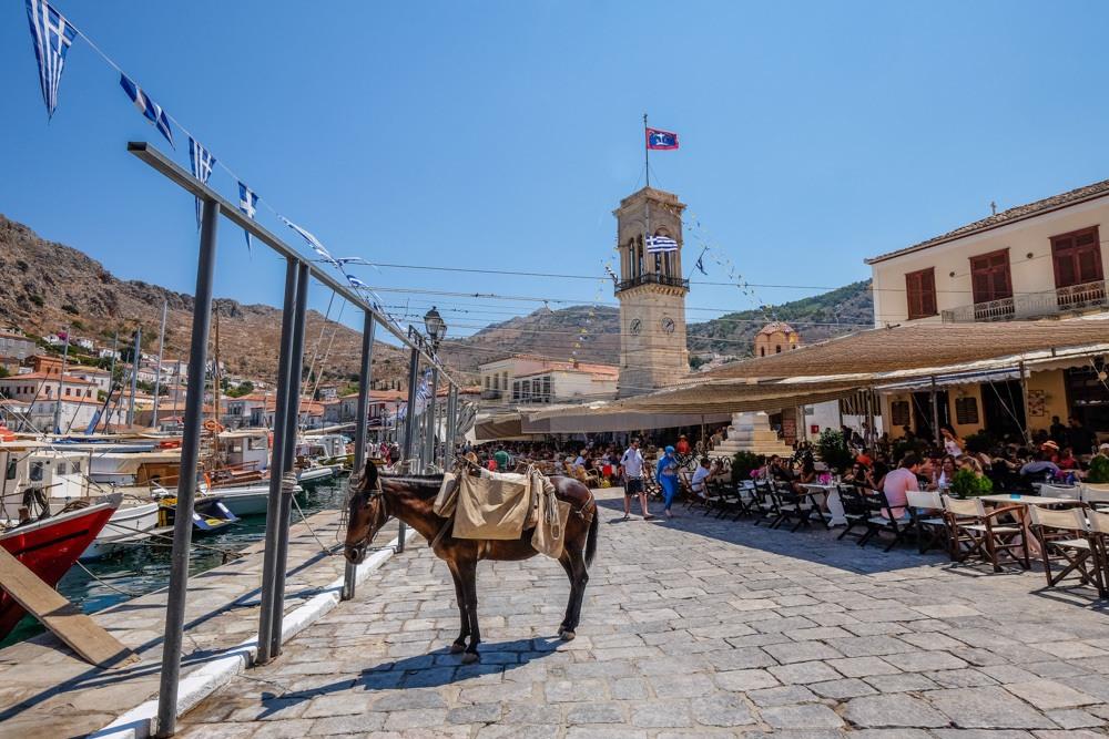 Grecian Port
