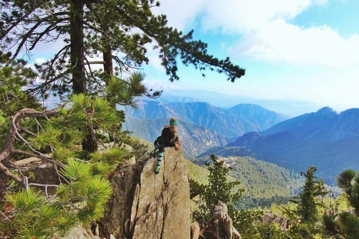 Mt. Waterman Hike