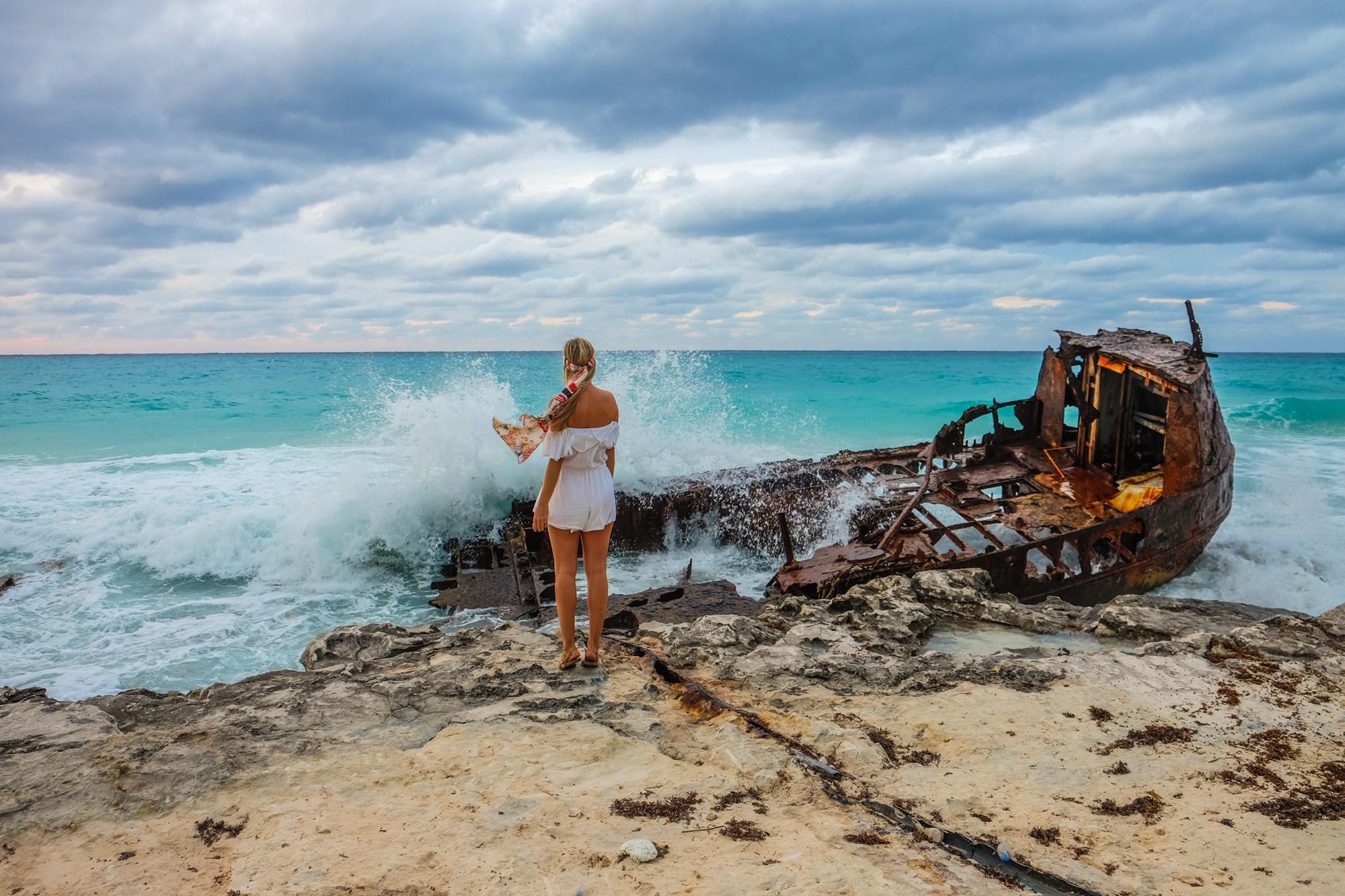 Shipwreck Bimini