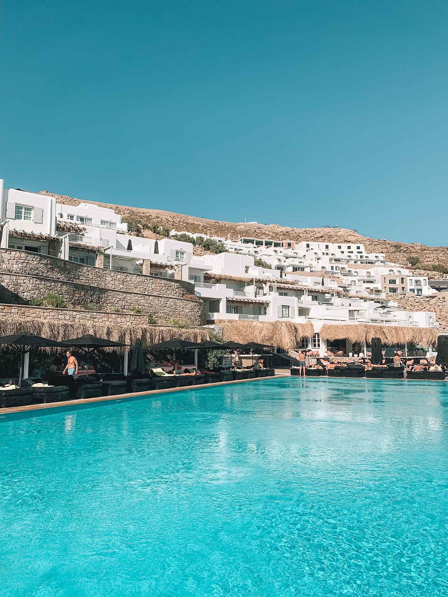 Mykonos Pool