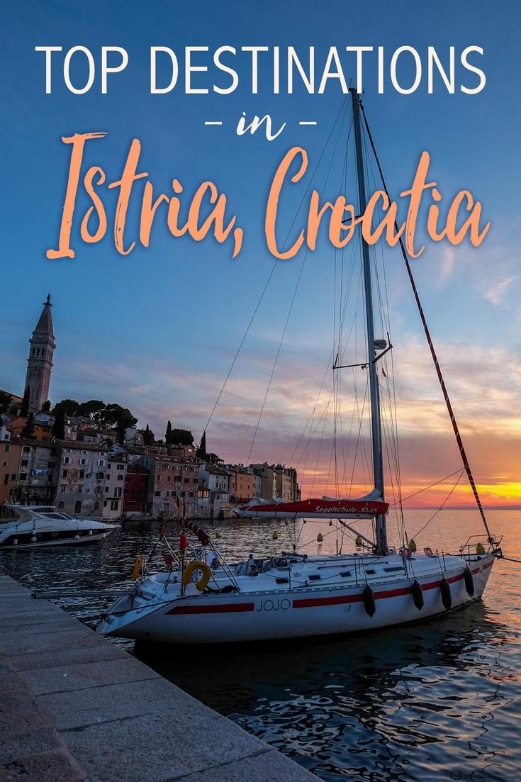 Top Destinations in Istria