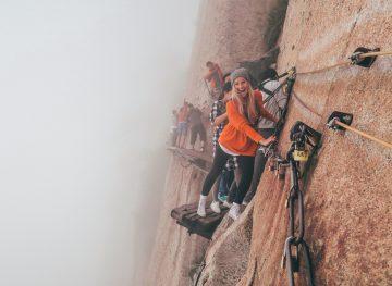 Hiking Mt. Huashan: World's Most Dangerous Trail