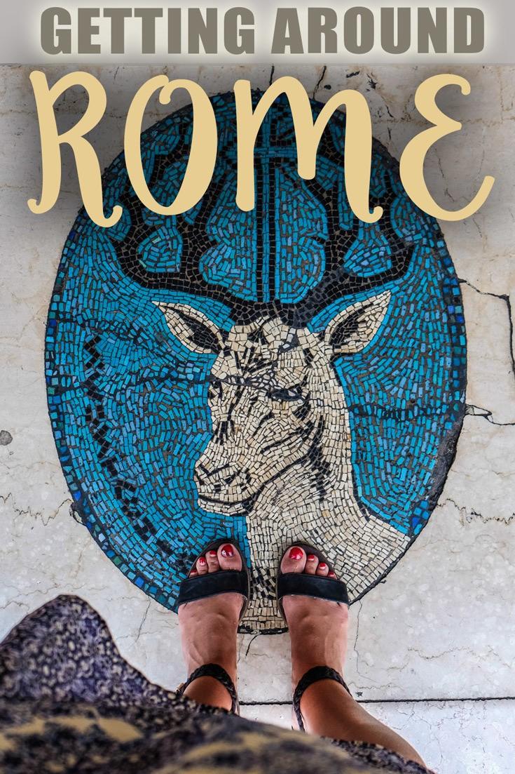 Getting Around Rome