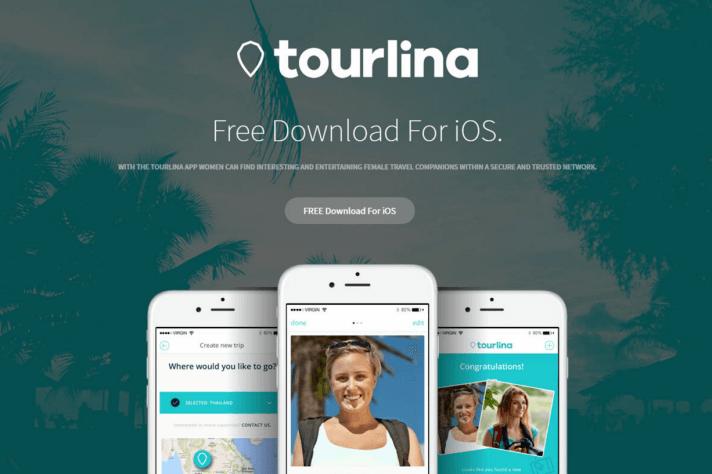 Tourlina Travel App