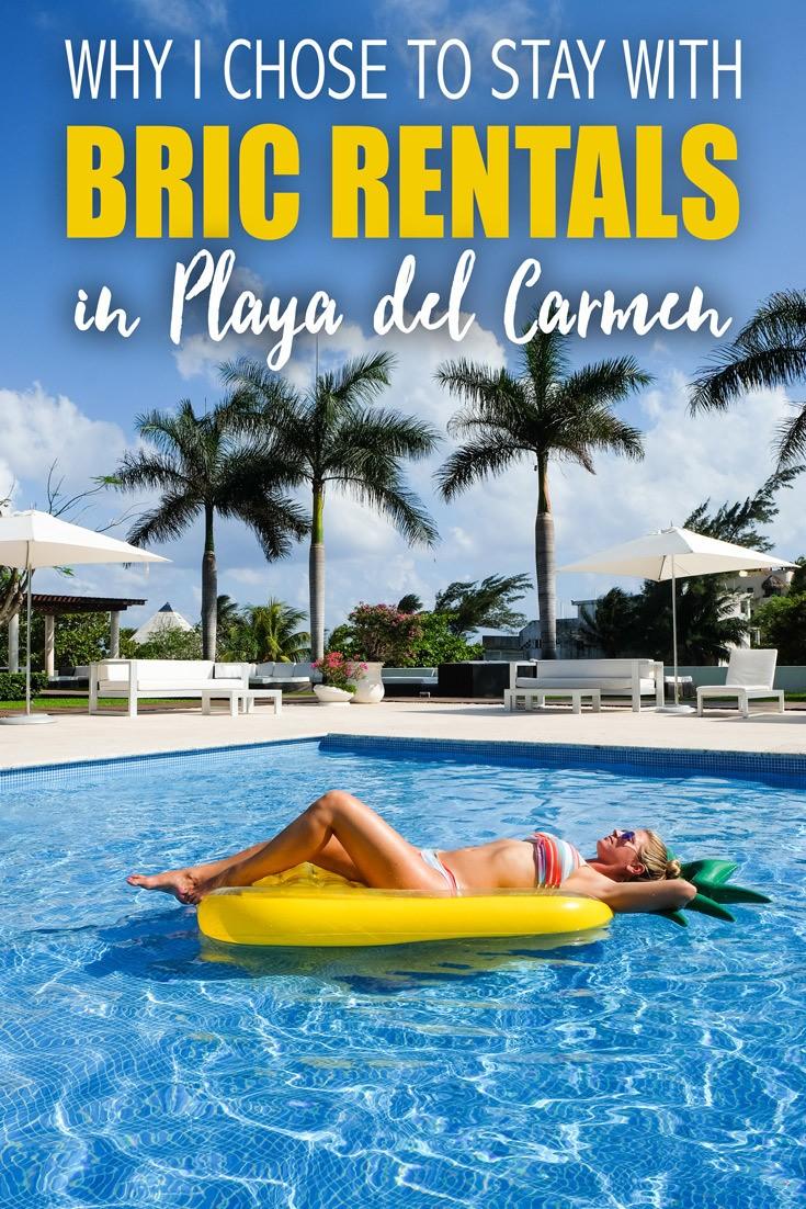 Bric Rentals in Playa Del Carmen