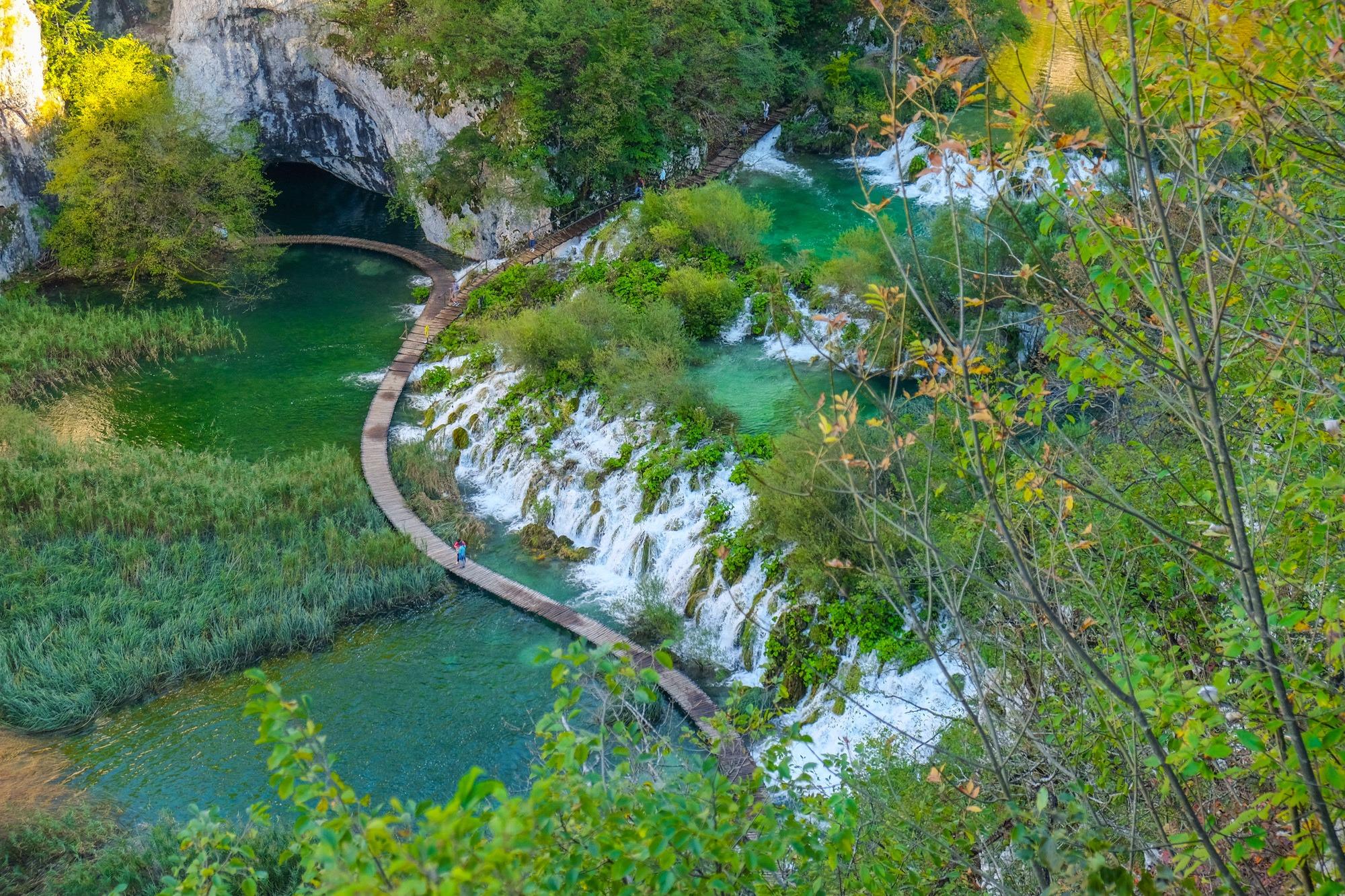 Plitvice Lakes National