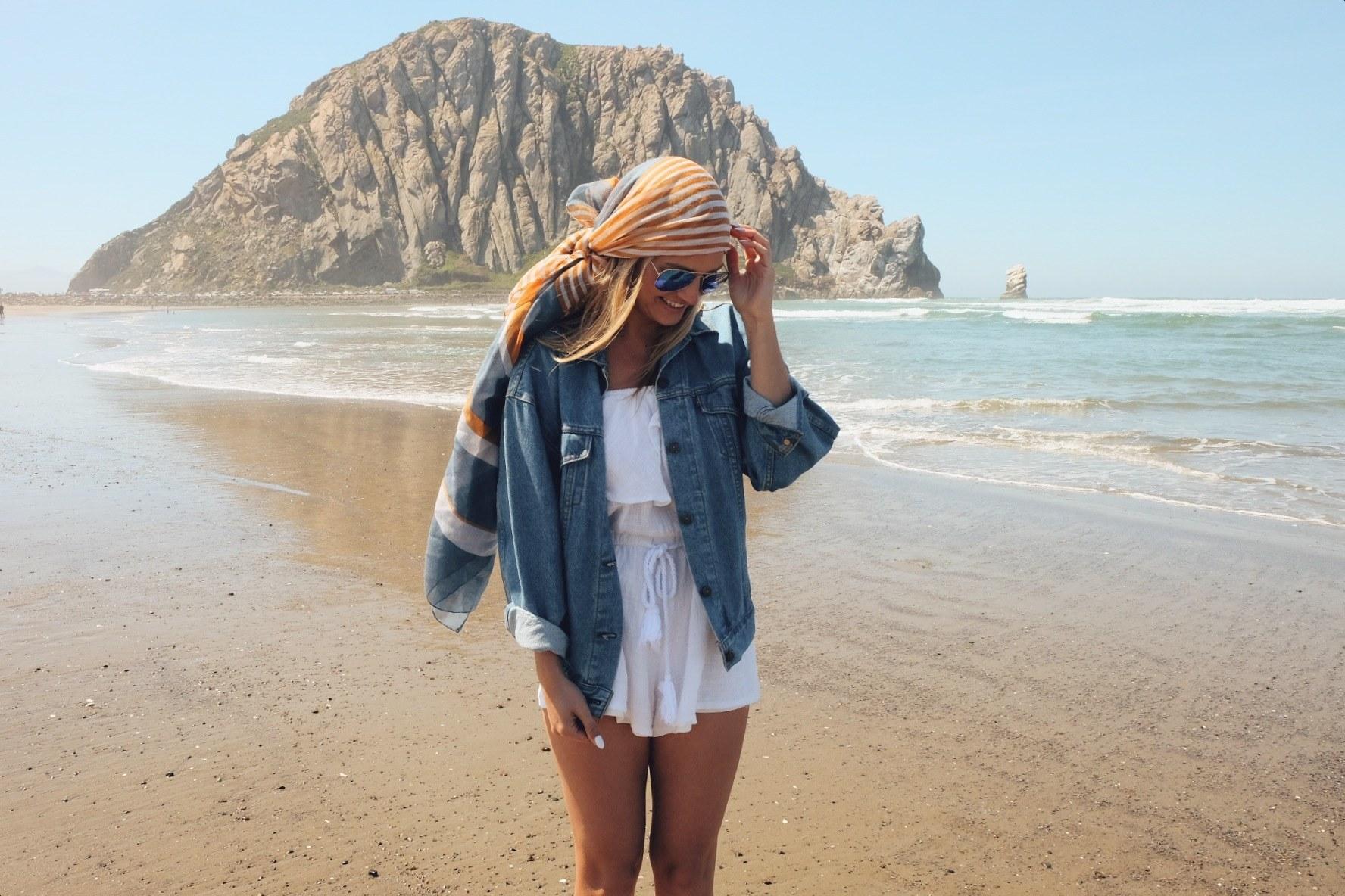 Girls California Coast Road Trip