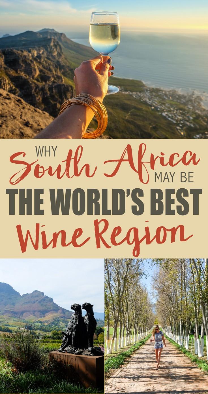 World's Best Wine Region