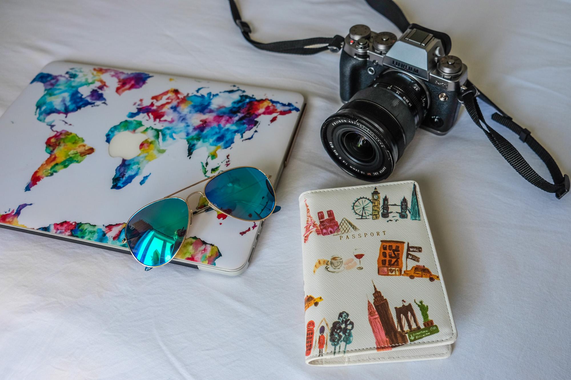 Travel Passport Covers