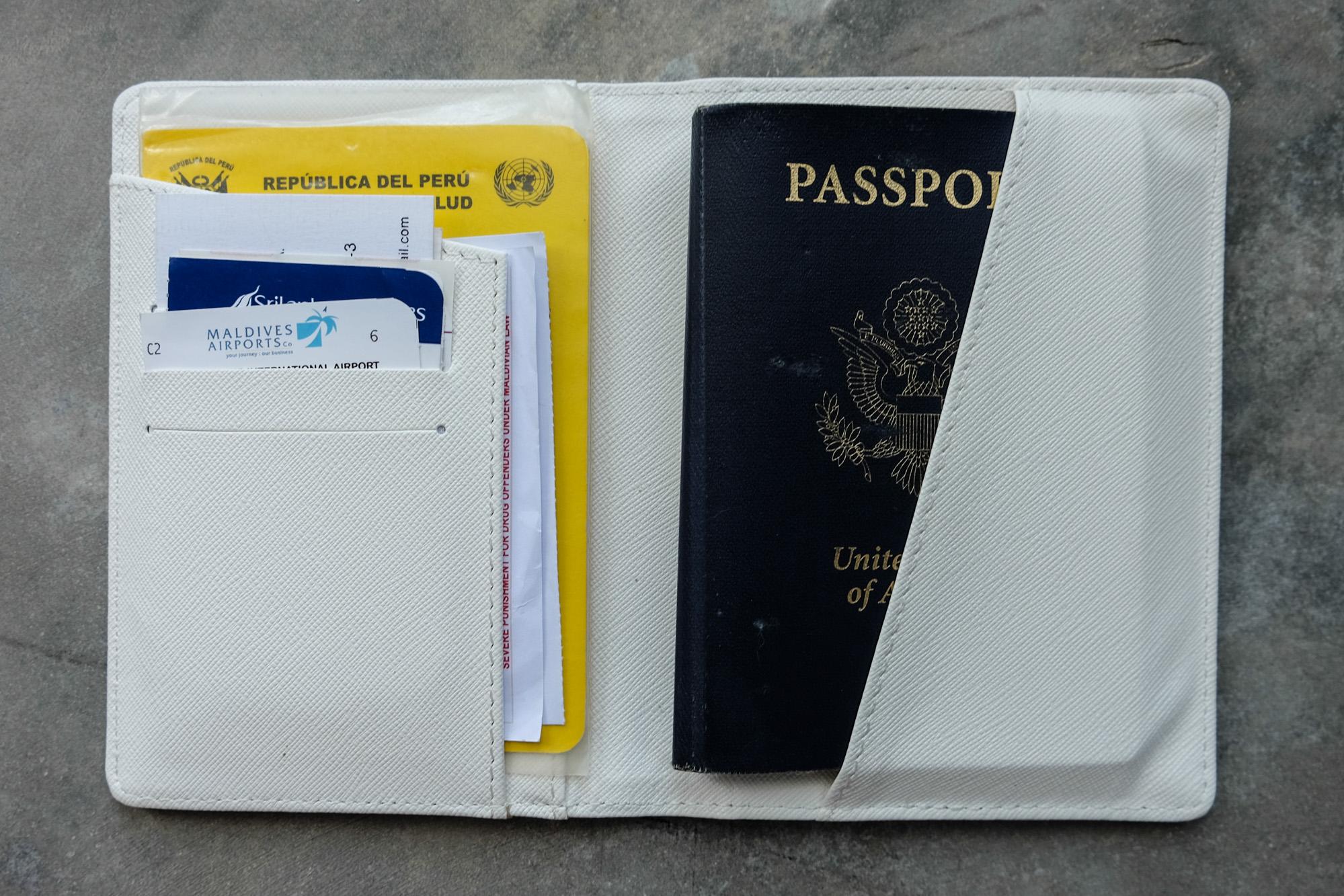 Travel Passport Covers by Nunuco