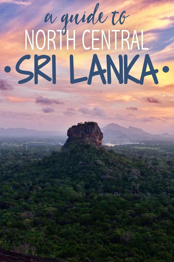 Guide to North Central Sri Lanka