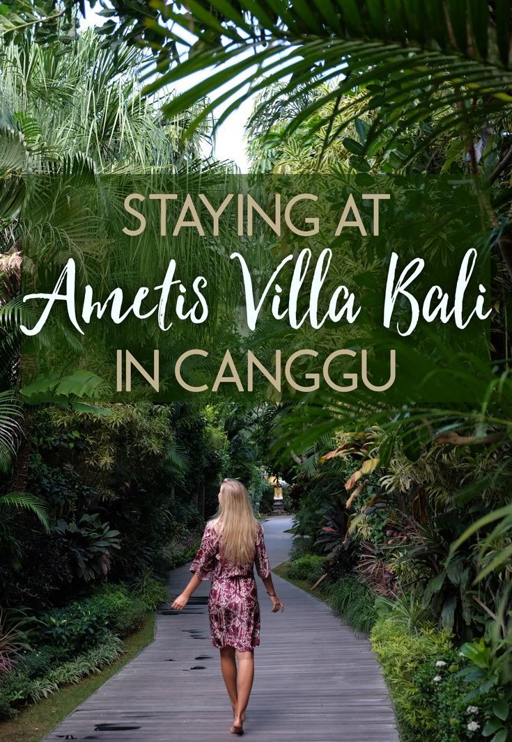 Ametis Villa Bali Canggu