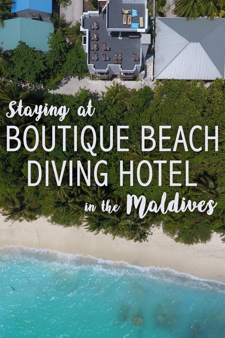 Boutique Beach Hotel Maldives