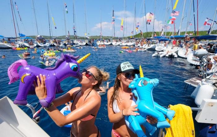 Guide to The Yacht Week Croatia