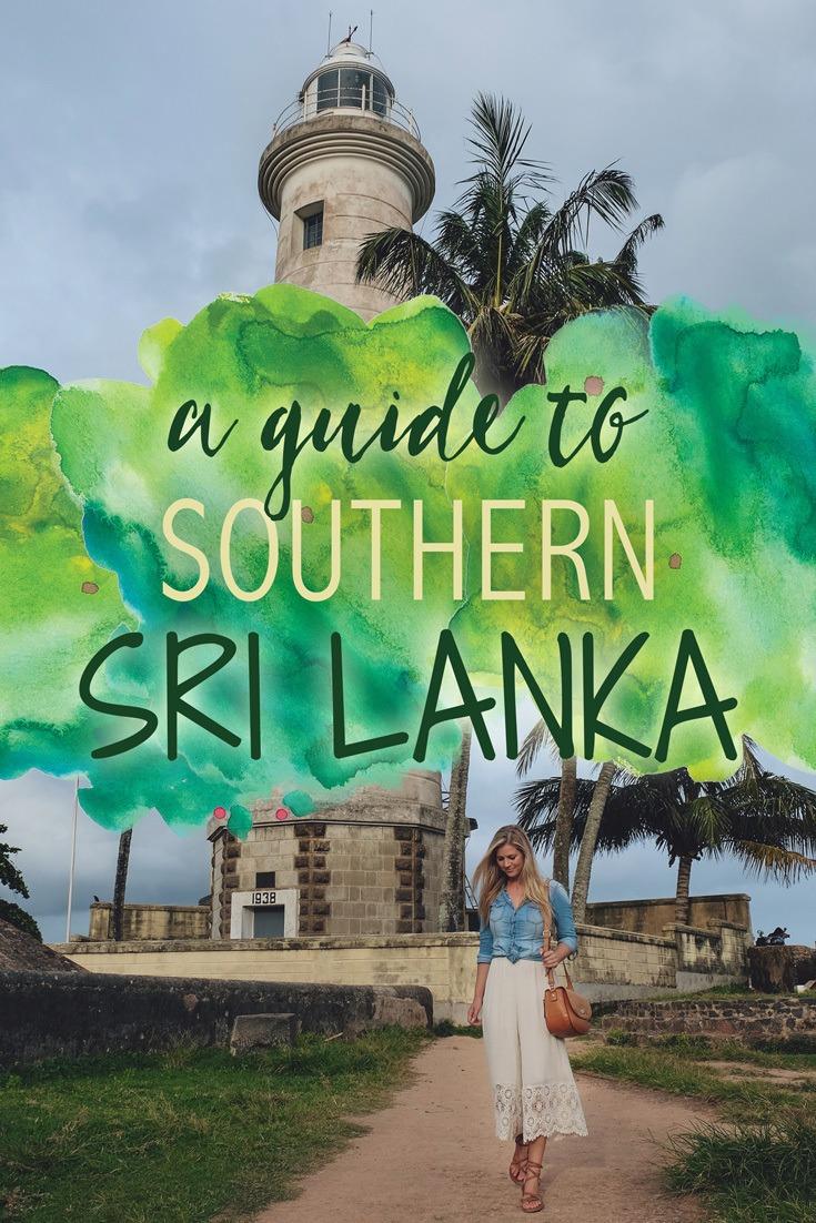 Guide to Southern Sri Lanka