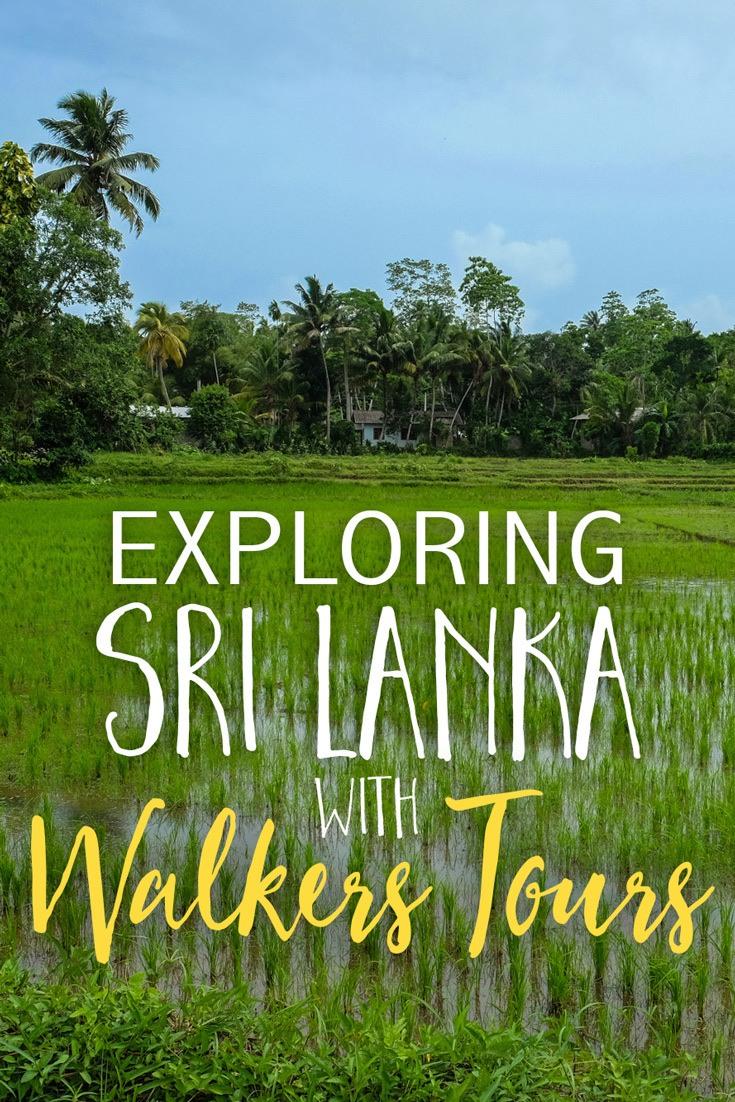 Walkers Tours Sri Lanka