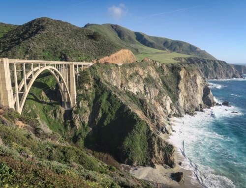 3-Day California Coast Road Trip