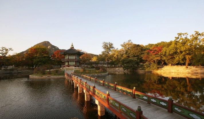Fall in Gyeongbokgung