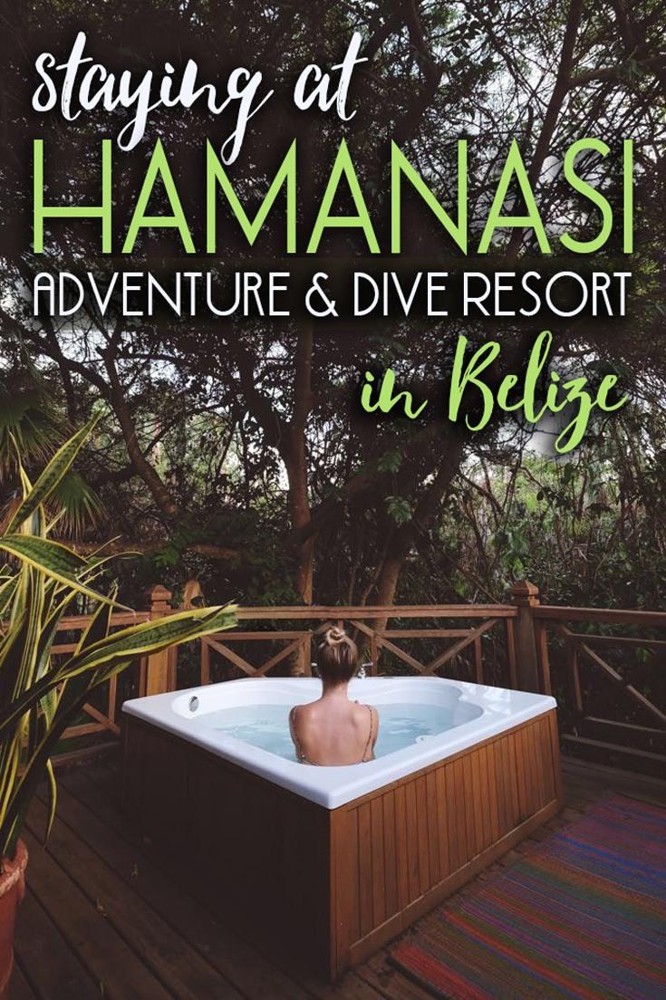 Hamanasi Adventure and Dive Resort