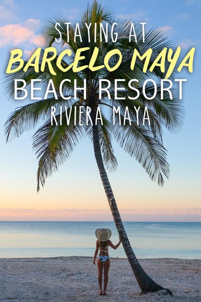Barcelo Maya Beach Resort in Riviera Maya