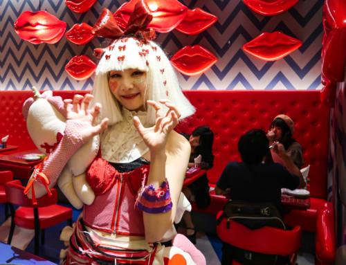 Visiting Kawaii Monster Cafe in Tokyo