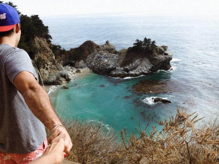 Big Sur Couples Travel