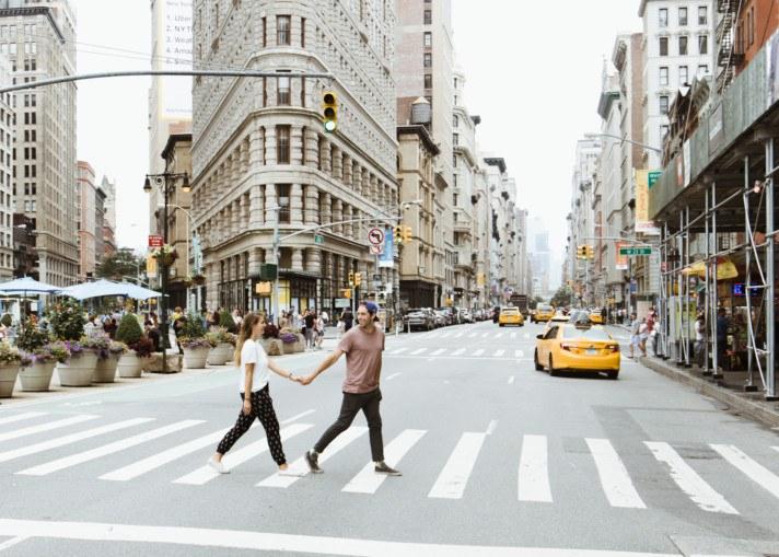 NYC Couples Travel