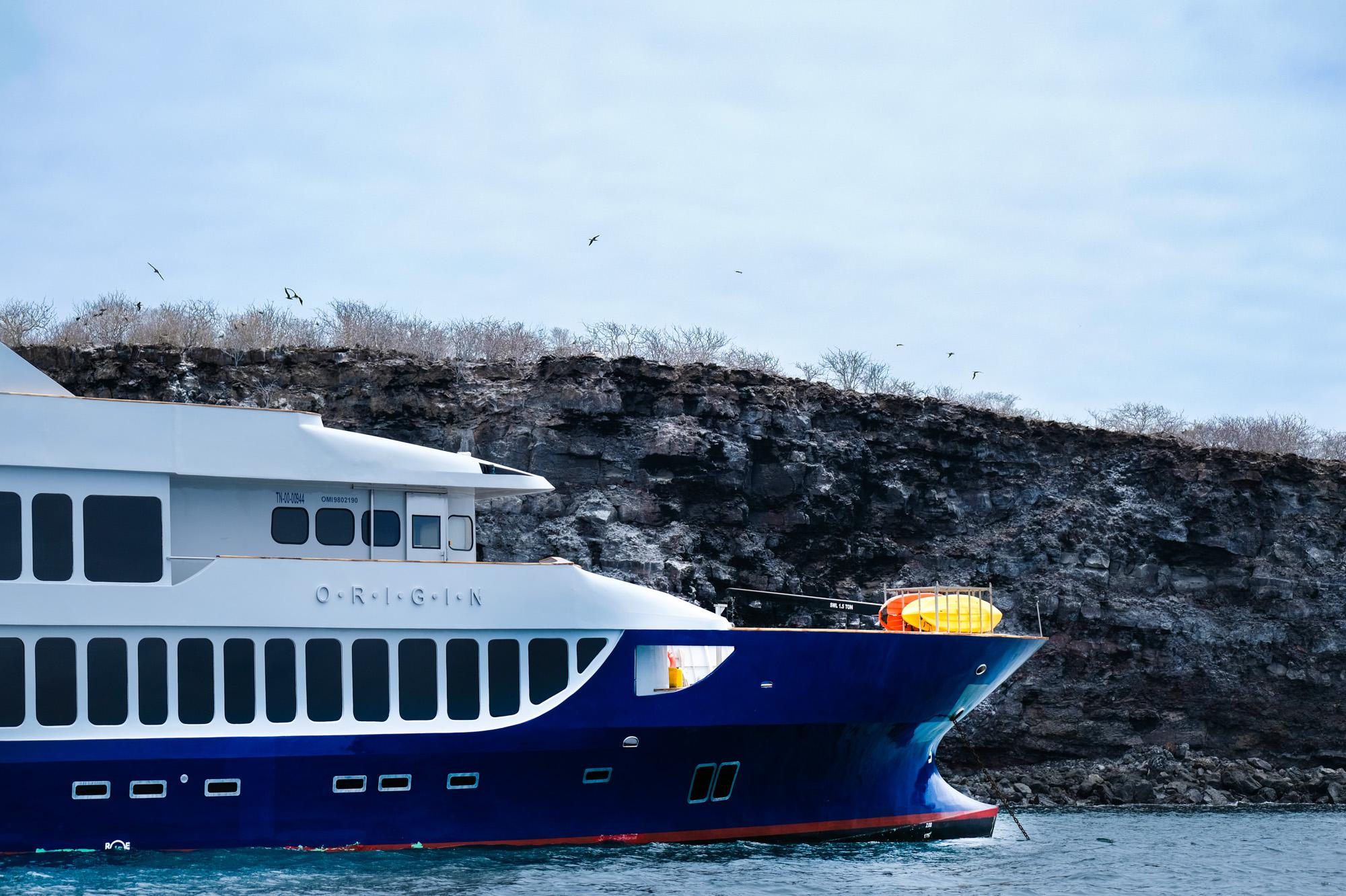 Ecoventura MV Origin