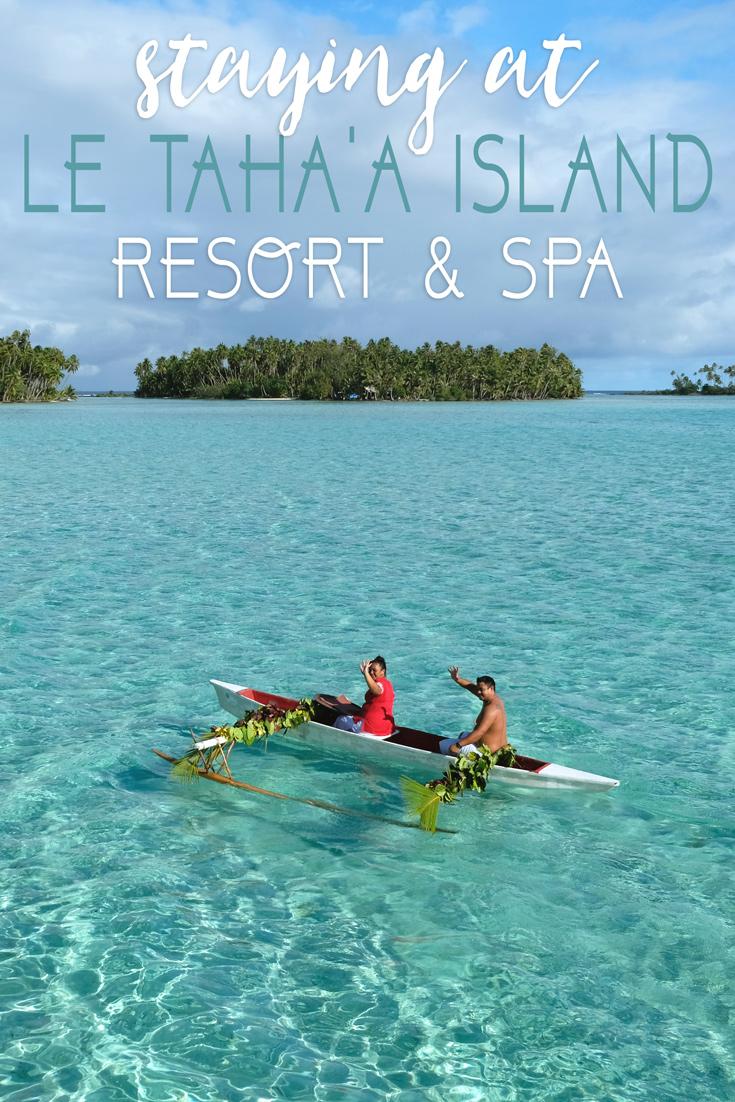 Le Taha'a Resort