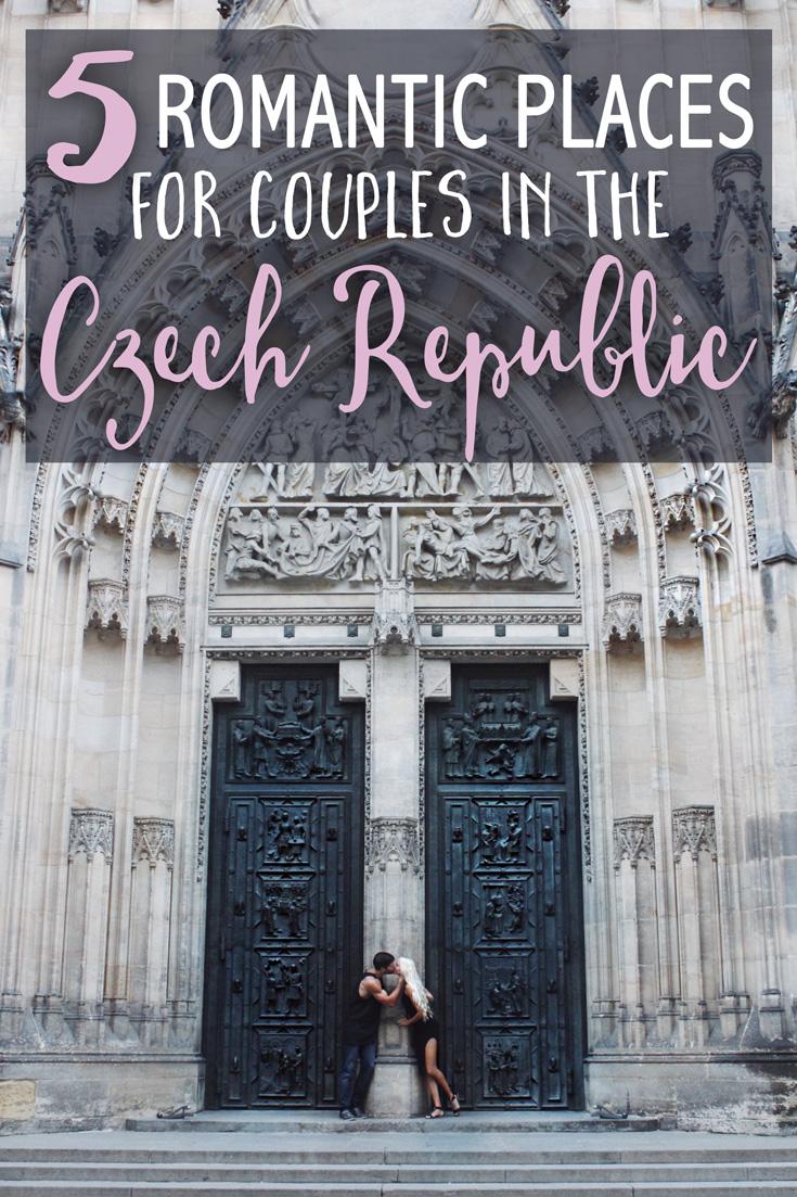 Romantic Places in Czech Republic
