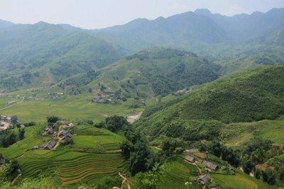 Beautiful Vietnam landscape