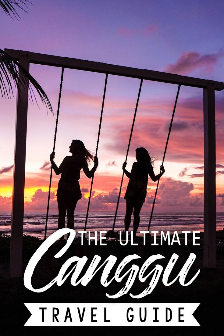 Ultimate Canggu Travel Guide