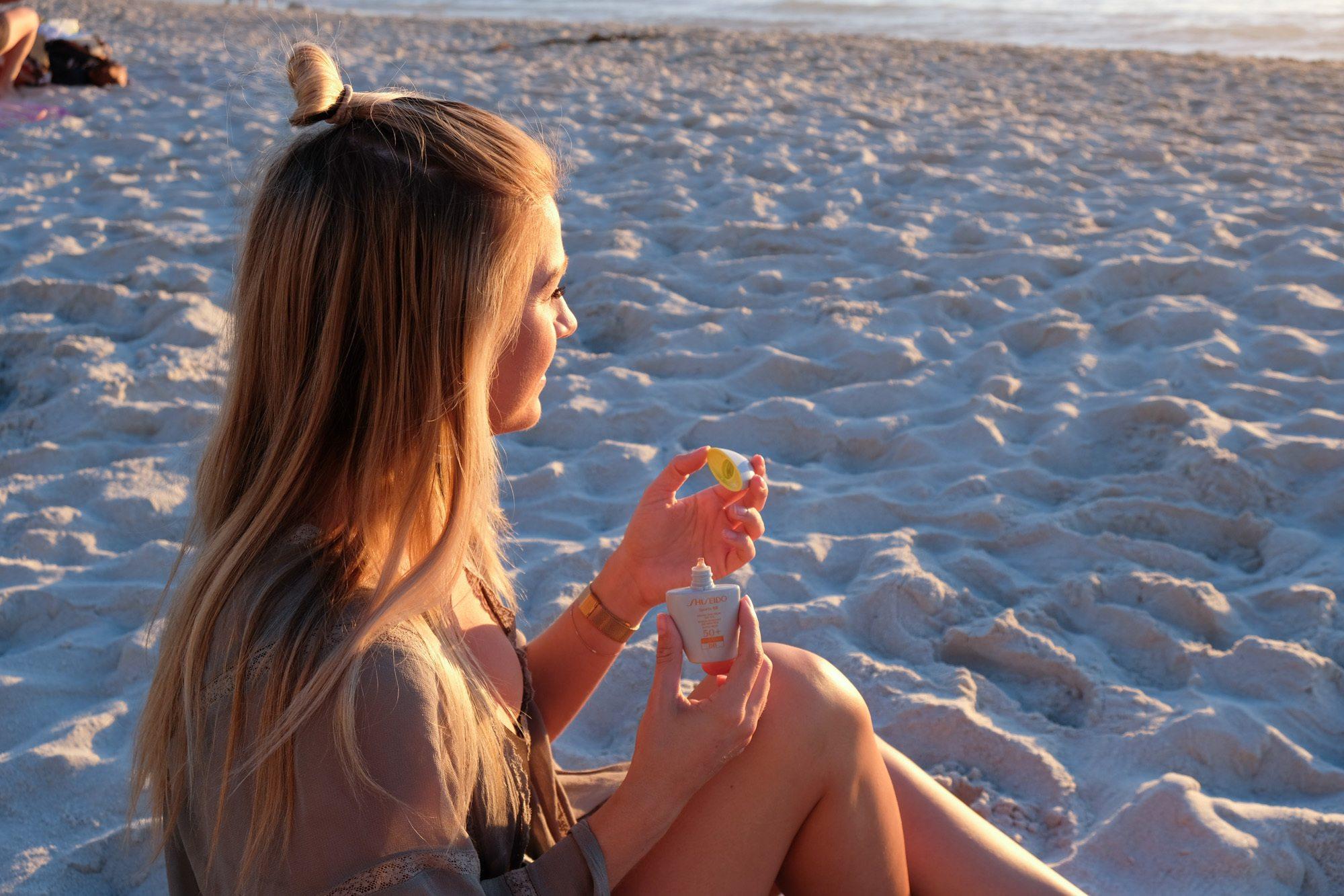 BB Cream with Sunscreen