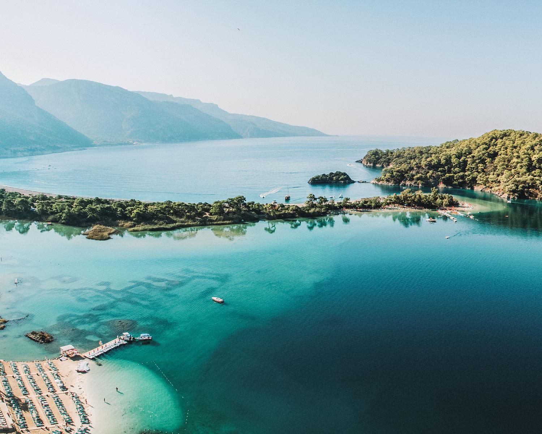 Oludeniz Lagoon, Turkey
