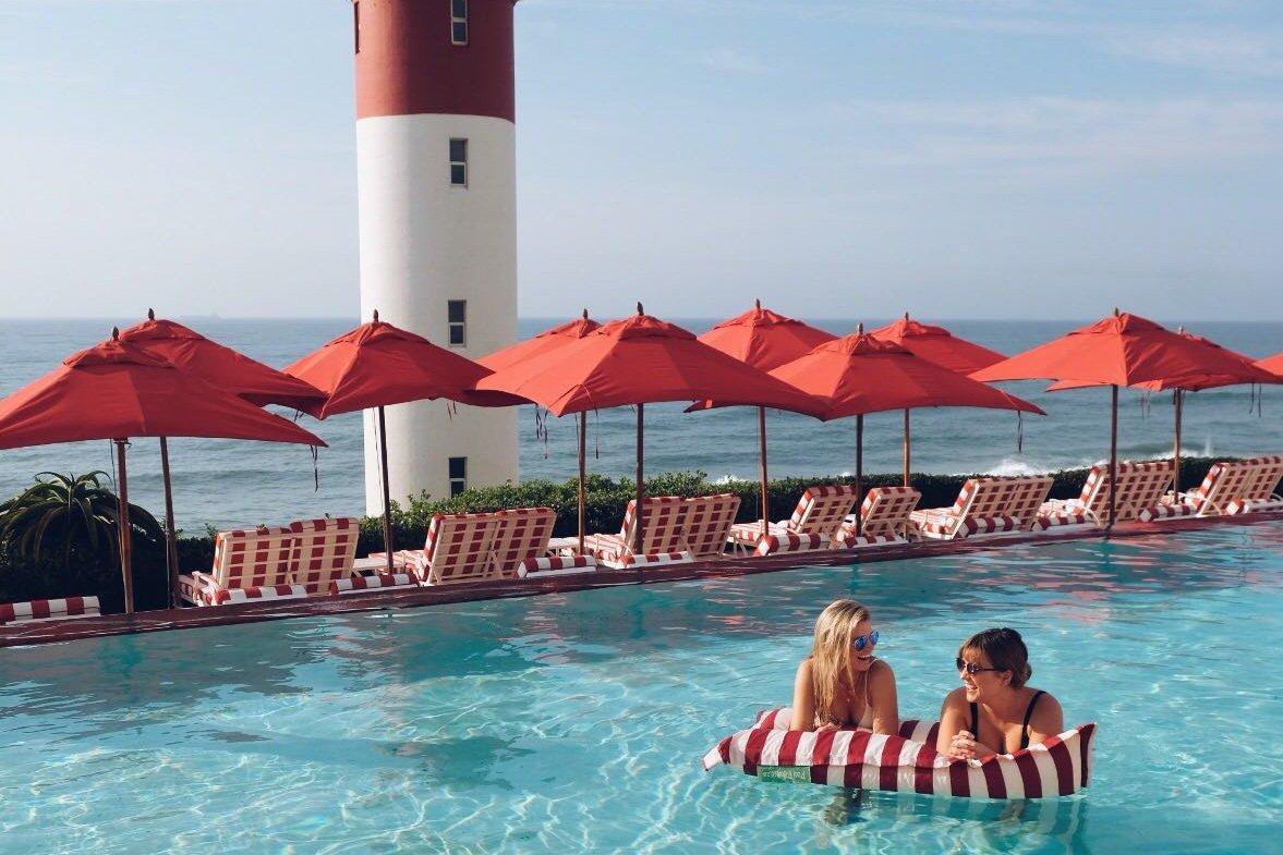 Oyster Box Hotel Pool