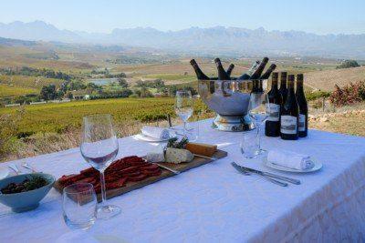 Jordan Wine Estate in South Africa