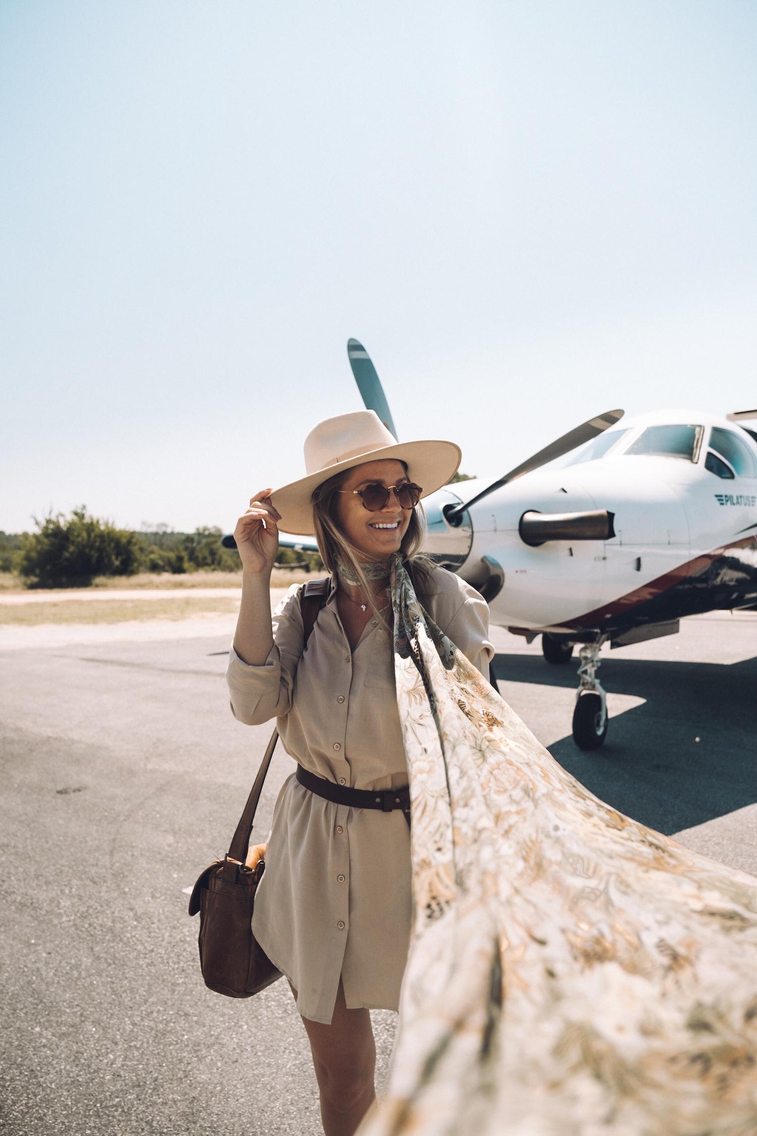 African Bush Flight