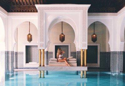 La Mamounia Pool