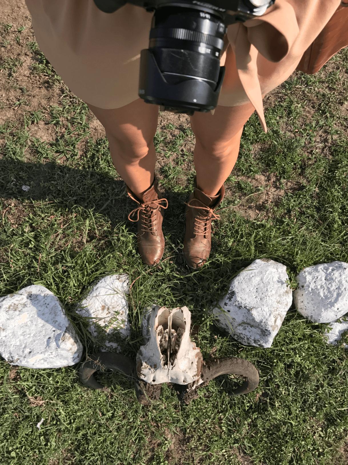 Shoes for Safari