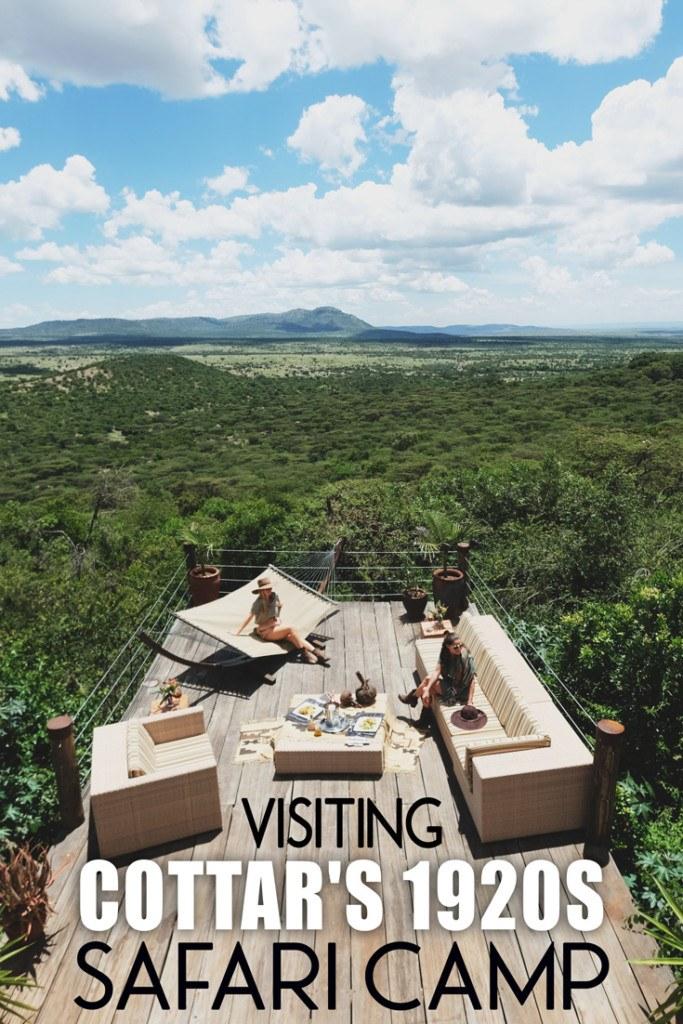 Cottars Safari Camp