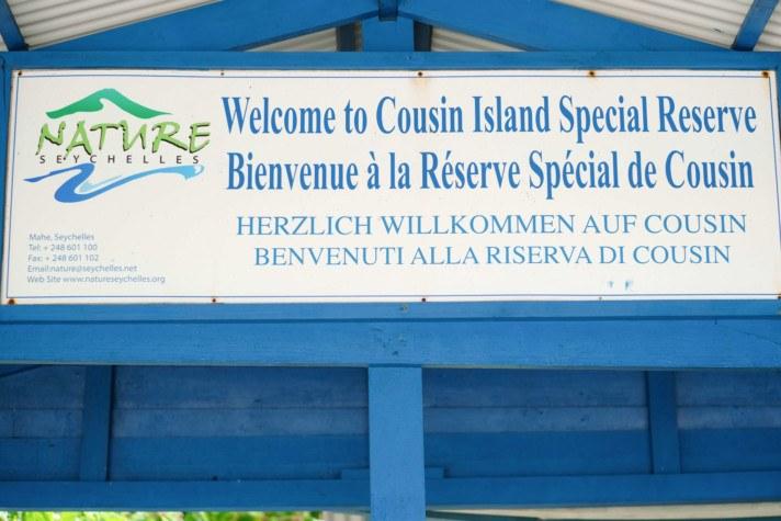 Cousin Island Nature Reserve