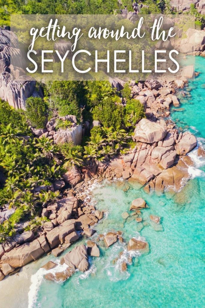 Getting Around the Seychelles