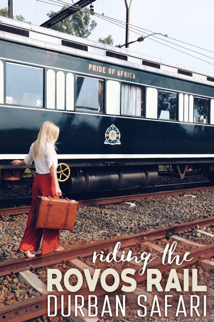 Rovos Rail Durban Safari